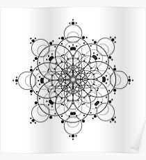 Mandala Series Poster