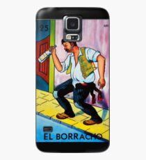 Loteria: El Borracho Case/Skin for Samsung Galaxy