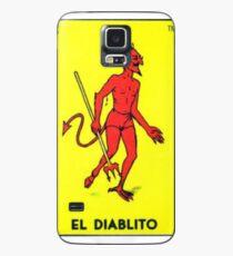 Loteria: El Diablito Case/Skin for Samsung Galaxy