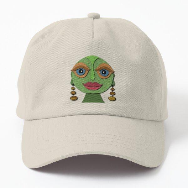 Georgette Dad Hat