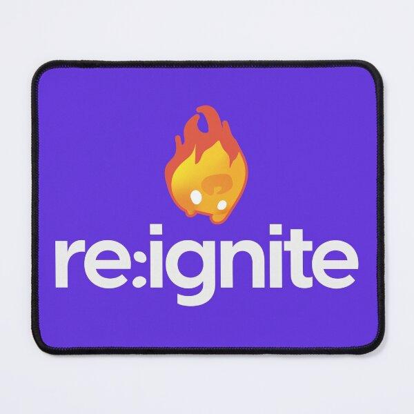 reignite acceo logo Mauspad