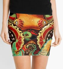 the octopus Mini Skirt