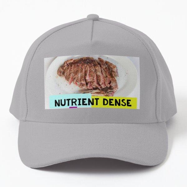 Nutrient Dense Ribeye Baseball Cap