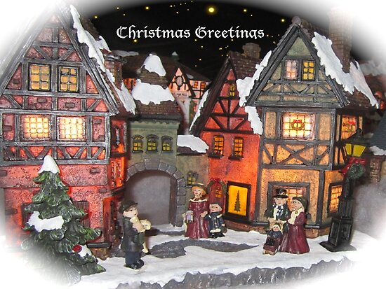CHRISTMAS GREETINGS by Colleen2012