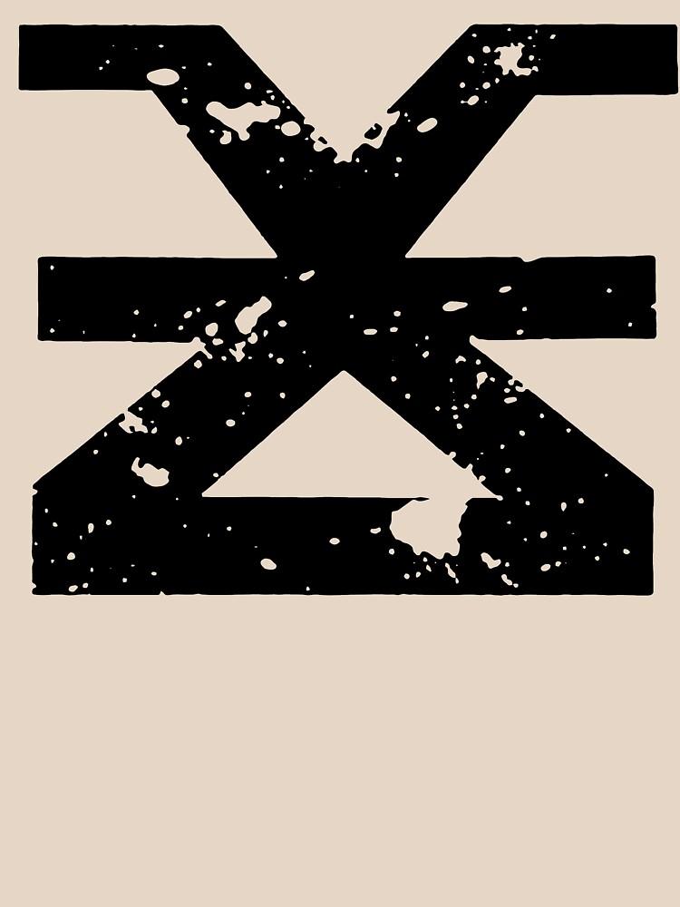 CHAOS KHORNE FLAKES by yepanasara