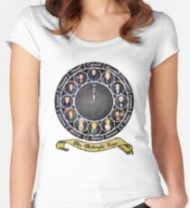 The Midnight Hour Women's Fitted Scoop T-Shirt