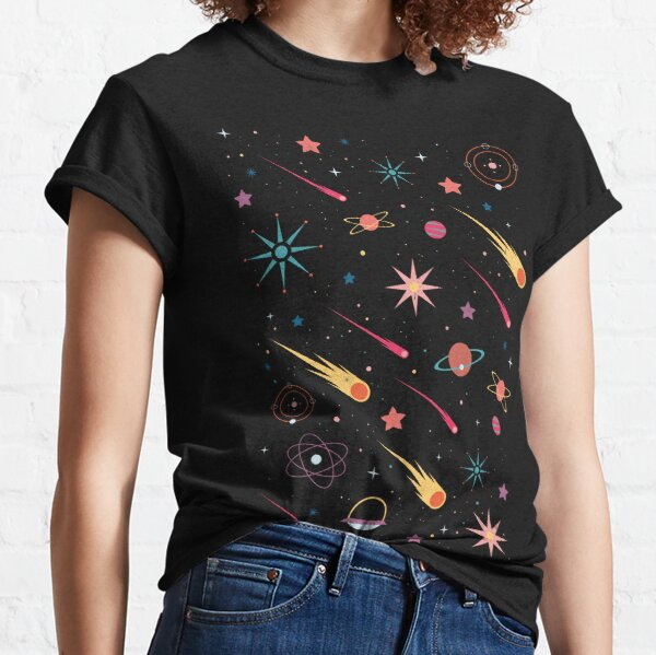 Fly Through Space  Classic T-Shirt