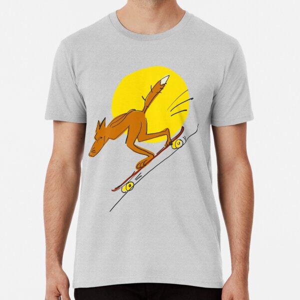 downhill Premium T-Shirt