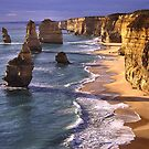 12 Apostles at Late Afternoon by Jaxybelle