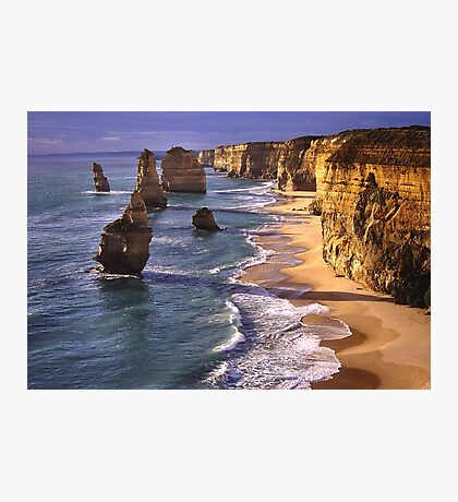 12 Apostles at Late Afternoon Photographic Print
