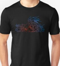°FINAL FANTASY° Final Fantasy Tactics TWOTL Neon Logo T-Shirt