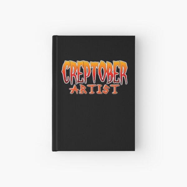 Creptober 2021 Colours Hardcover Journal