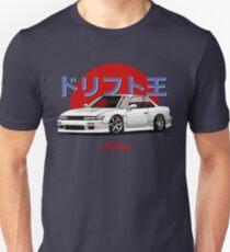 Silvia S13 / 200SX (white) Unisex T-Shirt