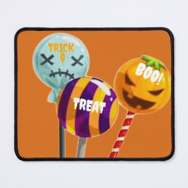 Halloween Lollipop Clothing Sweet  Mouse Pad