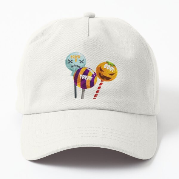 Halloween Lollipop Clothing Sweet  Dad Hat