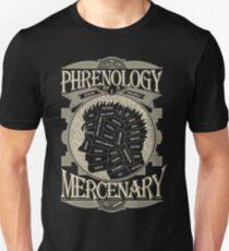 Phrenologie eines Söldners - Berserker Slim Fit T-Shirt