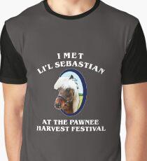 I Met Lil Sebastian Graphic T-Shirt