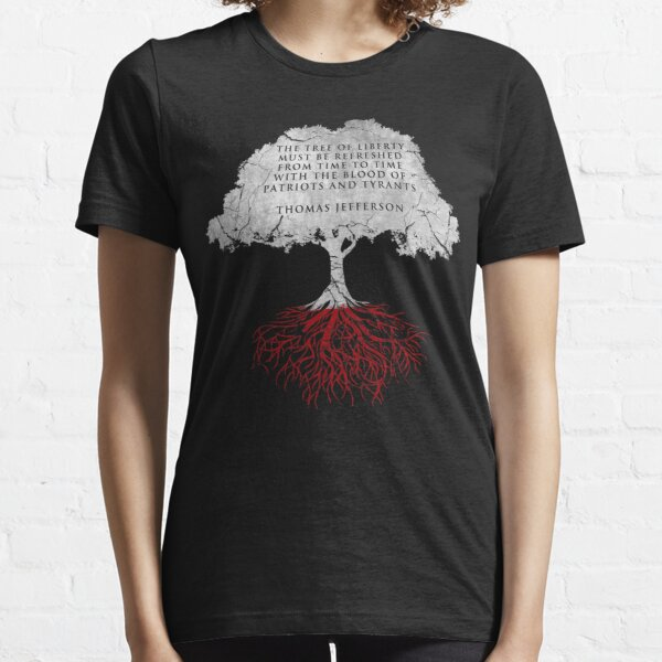 Tree of Liberty Essential T-Shirt