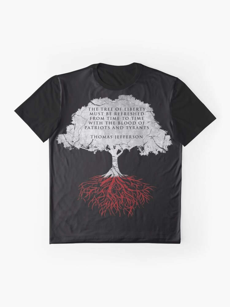 ee350eaf5c75 Tree of Liberty Graphic T-Shirt Front. product-preview