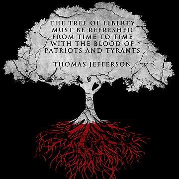 Tree of Liberty by zingarostudios