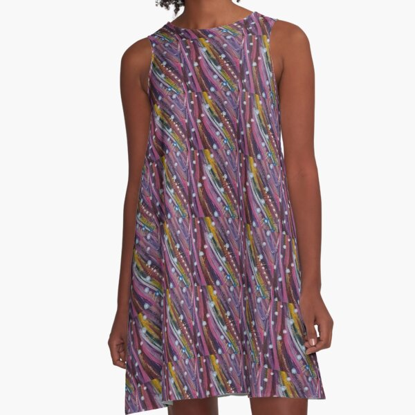 lolipop A-Line Dress