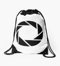 Aperture Science  Drawstring Bag