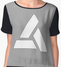 Abstergo Logo Women's Chiffon Top