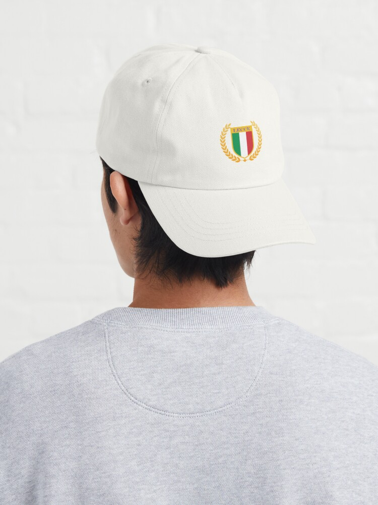 Alternate view of Lecce Italy Cap