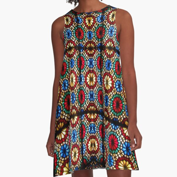 Orosi A-Line Dress