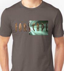Farscape Logo Slim Fit T-Shirt
