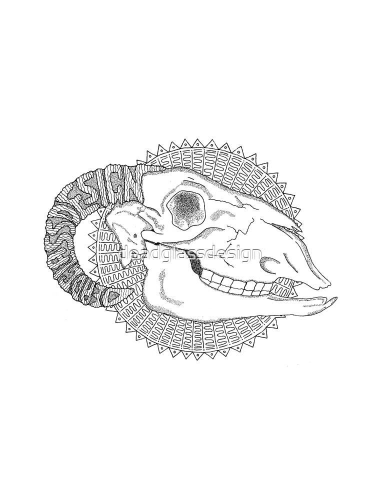 Horny  by deadglassdesign