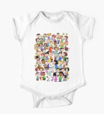 PEANUTS FAMILY One Piece - Short Sleeve