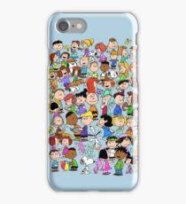 PEANUTS FAMILY iPhone Case/Skin