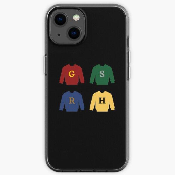 Pullover für magische Häuser iPhone Flexible Hülle