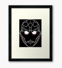 Thane (White) - Mass Effect Framed Print