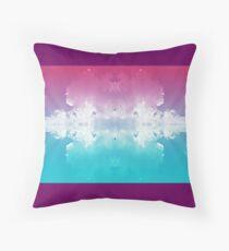 Cosmic Aerosol Throw Pillow