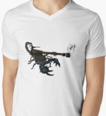 awesome tank cannon scorpion boom  T-Shirt