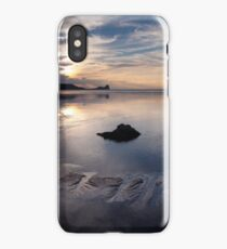 Worms Head rockpool iPhone Case/Skin