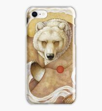 Healing Bear iPhone Case/Skin