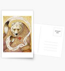 Healing Bear Postcards