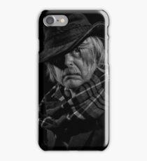 Senor Lava sus manos iPhone Case/Skin