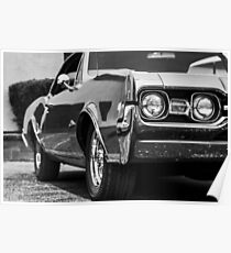 Oldsmobile Cutlass - TRA0077 Poster