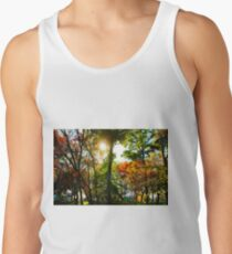 Fall landscape Tank Top
