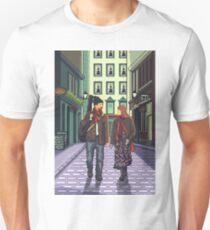 Once a pixelart Unisex T-Shirt