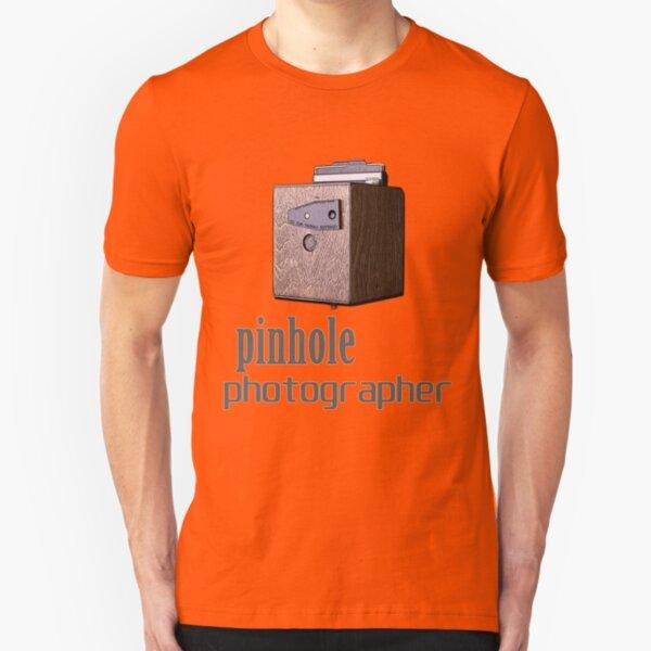 Pinhole photographer Slim Fit T-Shirt