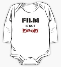 Film is not dead Kids Clothes