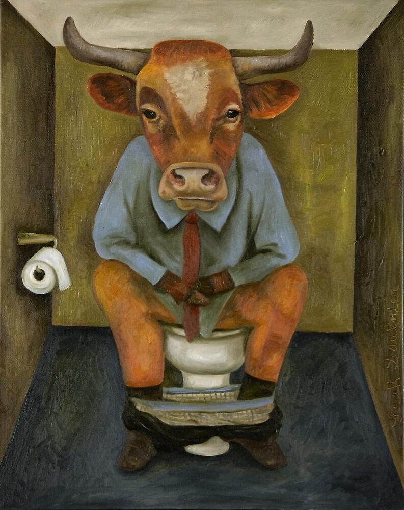 Bull Shitter by LeahSaulnier