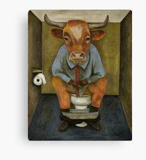 Lienzo Bull Shitter