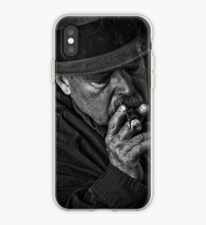 Days Last Cigar iPhone Case