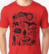 Supernatural items Unisex T-Shirt